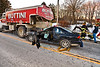 Auto Accident -  Car vs. Fuel Delivery Truck - IFO 509 Vassar Rd - Arlington FD / Town of Poughkeepsie PD. :