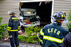 Car into building - Rte 82 and Clove Branch Rd. East Fishkill FD and Rescue Squad - 5/20/08 :